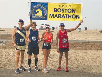 Virtual Boston Marathon
