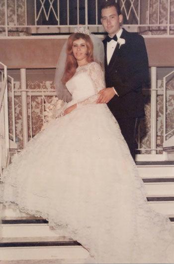 Metz wedding day