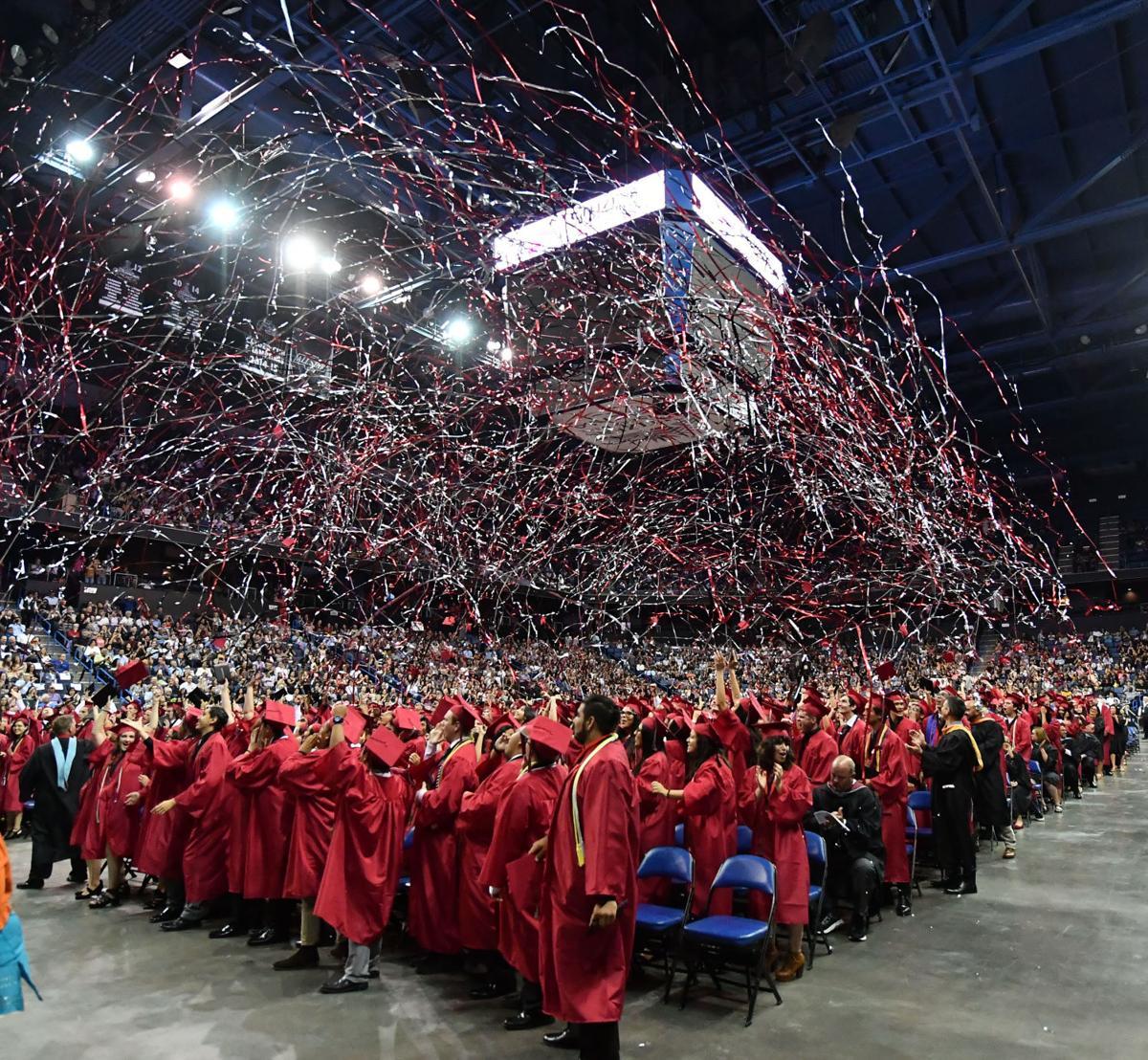 Ayala High School Class of 2019 graduation ceremony May 29, 2019