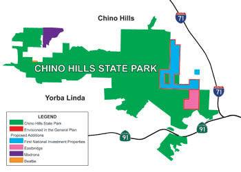 Chino Hills State Park