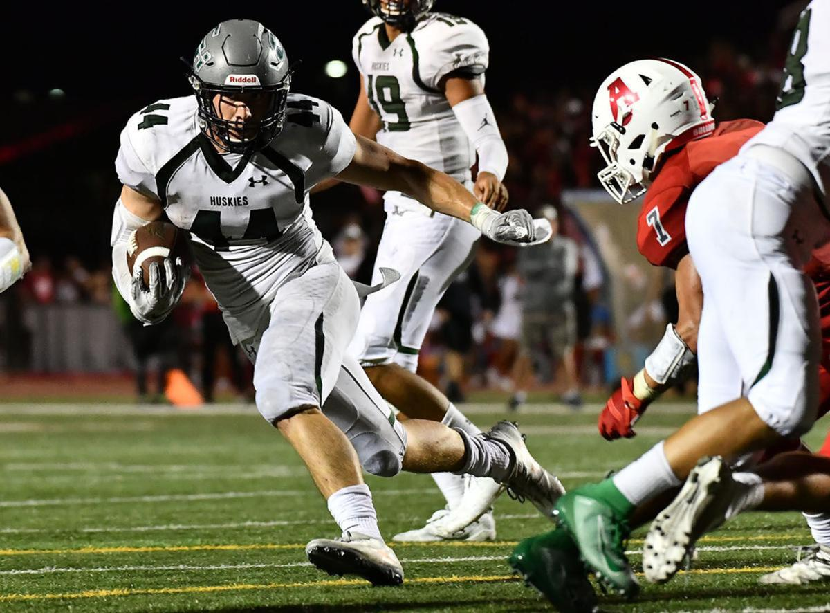 All-Baseline League honorees announced in football, volleyball for 2019 season