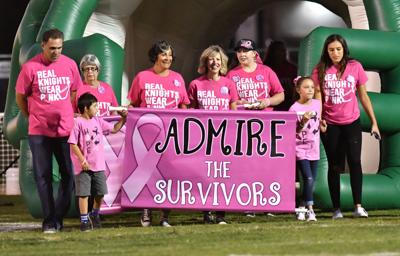 "High school sports teams to host ""Pink Out"" games in honor of breast cancer awareness month"