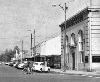 1950 Bank of America