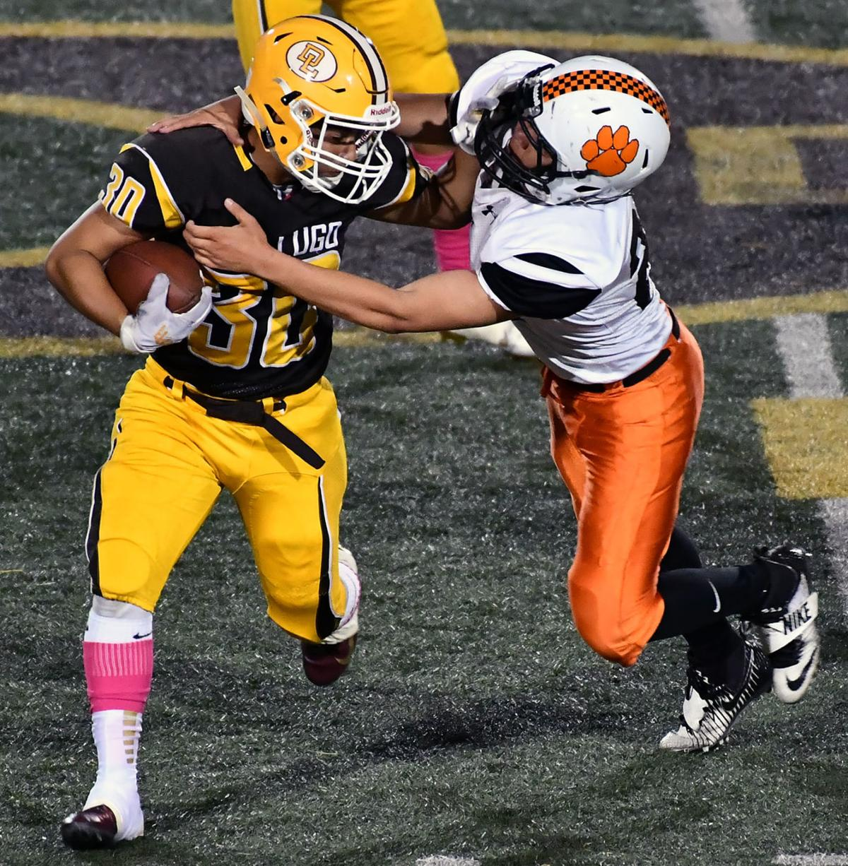 PHOTOS: High School Football Chaffey 46, Don Lugo 12
