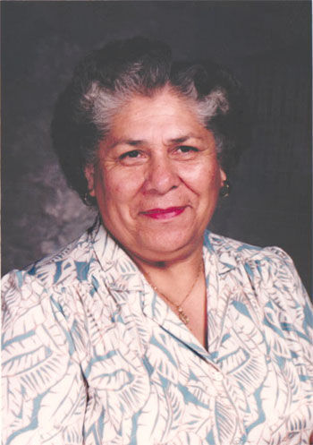 "Frances ""Kika"" Yamas Delgado"