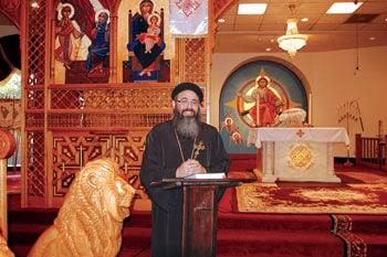 Father David Abdelsayed of Chino Hills