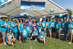 Chino Relay for Life team Family and Friends