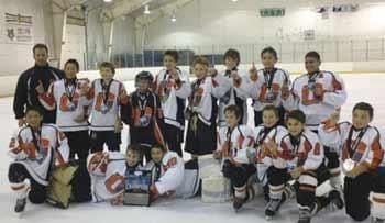 Ochc Wins Bauer Invitational Hockey Title Sports And Recreation