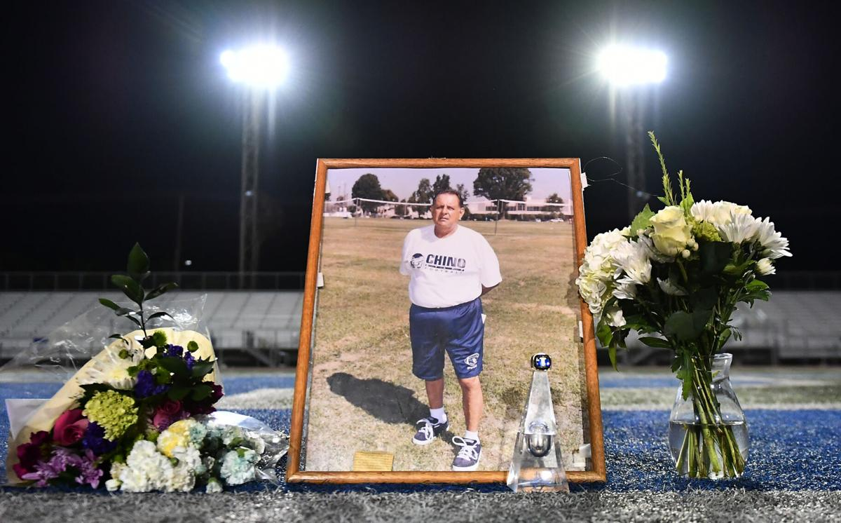 Beloved Chino HS football equipment manager dies