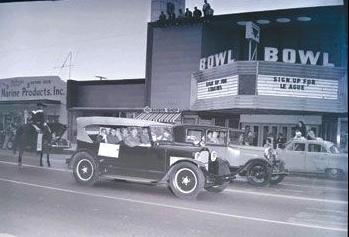 Christmas Parade 1960