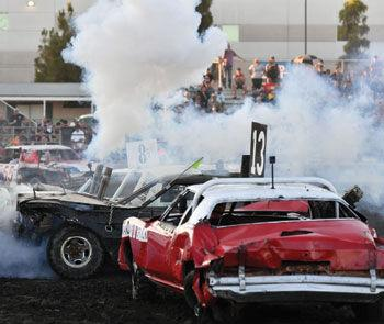 Chino Challenge Demolition Derby Cancelled For 2020 Sports And Recreation Championnewspapers Com