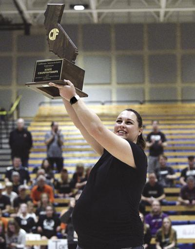 OCHS' Liebhart earns Coach of the Year award