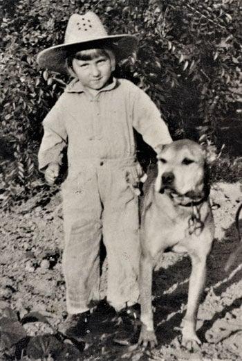 Gladys Gonzalez.child