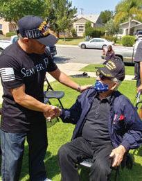 World War II veteran Raul S. Garnica