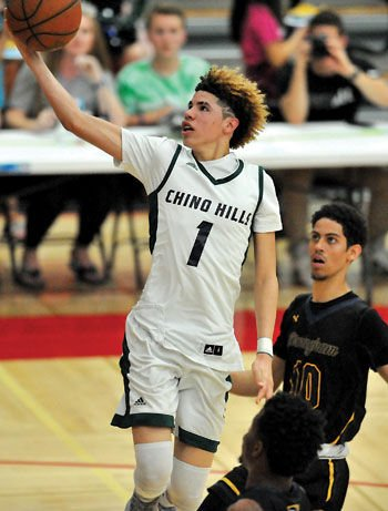 4efd6903d13 Chino Hills  LaMelo Ball leaves school
