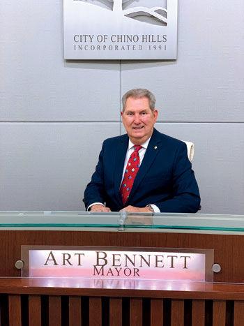 Mayor Art Bennett