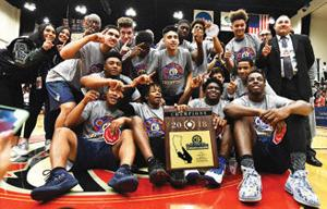 CIF-Southern Section Division 1 championship