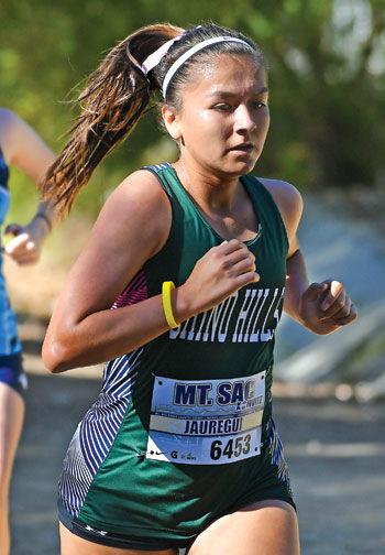Chino Hills High's Lauren Jauregui