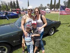 King Of Cools Friends Put On Cool Car Show Champion Newspapers News - Chino hills car show