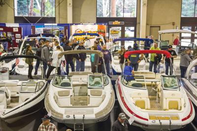 Los Angeles Boat Show-Pomona Fairlex