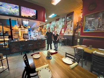 .Mes Amis Restaurant