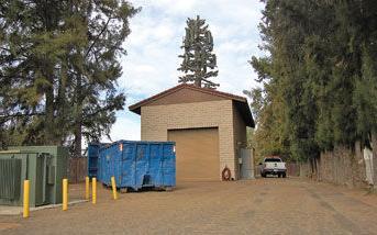 Eucalyptus Booster Station