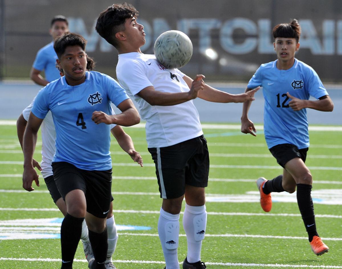 Boys soccer Division 4 2nd round (May 15, 2021): Ayala 2, Montclair 1 Final (PHOTOS)