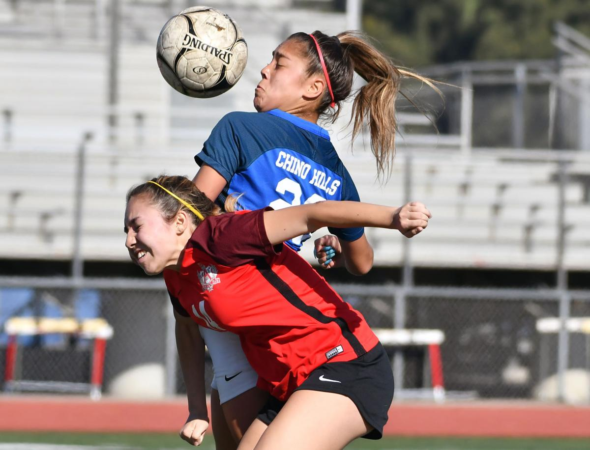 Ayala, Chino Hills battle to scoreless tie Thursday afternoon