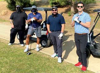 15th annual Let it Be Foundation golf tournament participants
