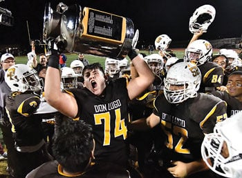 Don Lugo High win 2017 Milk Can Trophy