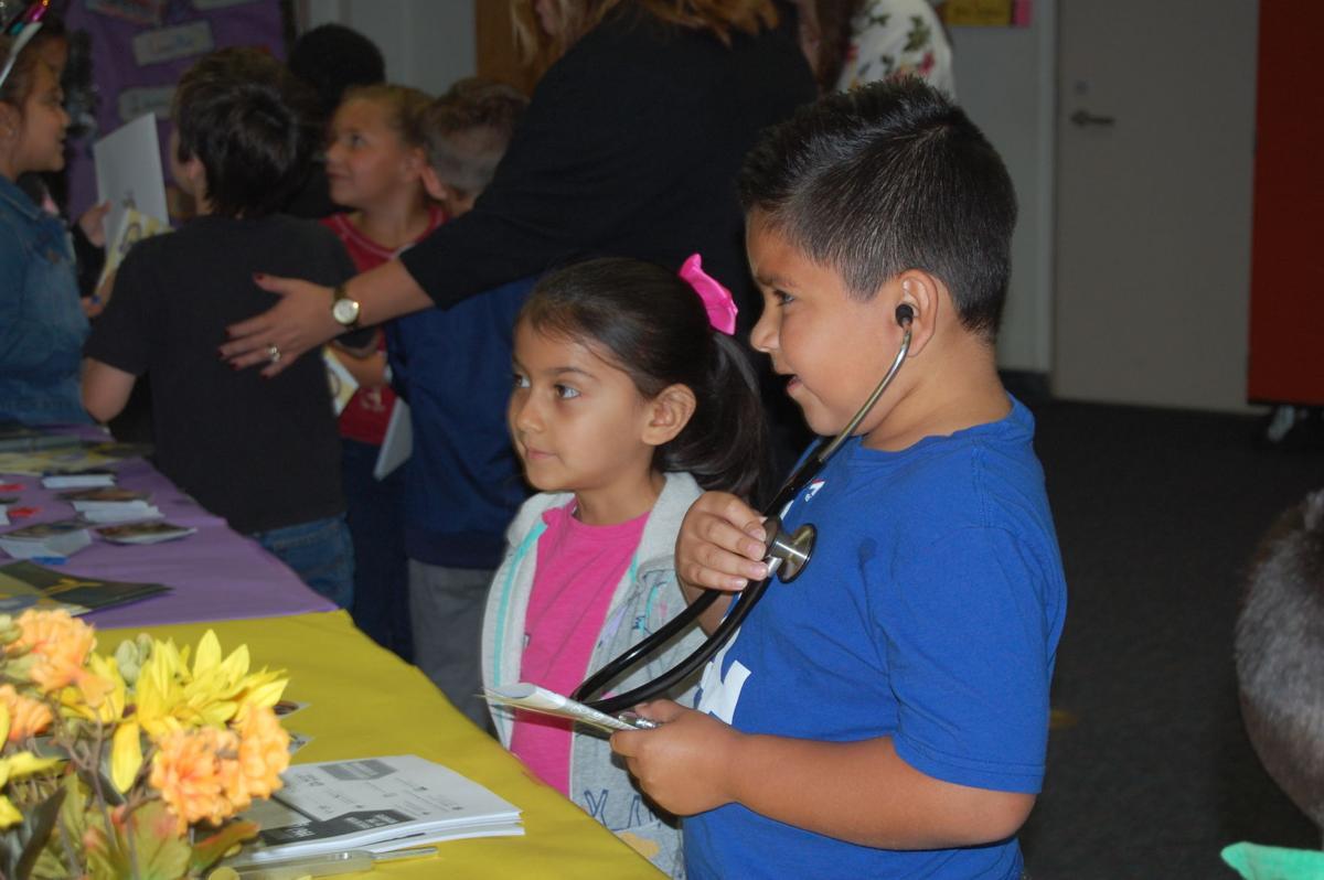 Year end school activities