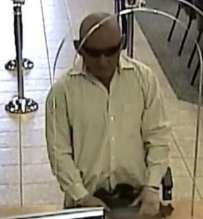 Chino Hills police searching for bank robbery suspect