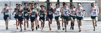 Chino Hills High boys team