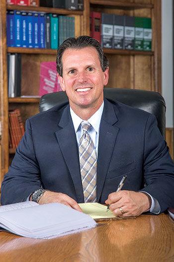 Jason Anderson District Attorney