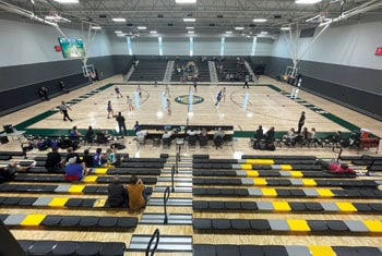 New Knights Center at Ontario Christian High