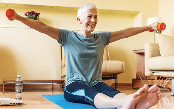 Physical activity is one of the most important things seniors can do