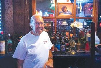 Ed Hart, The Corner Bar