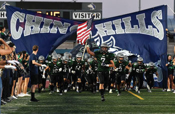Chino Hills High football team