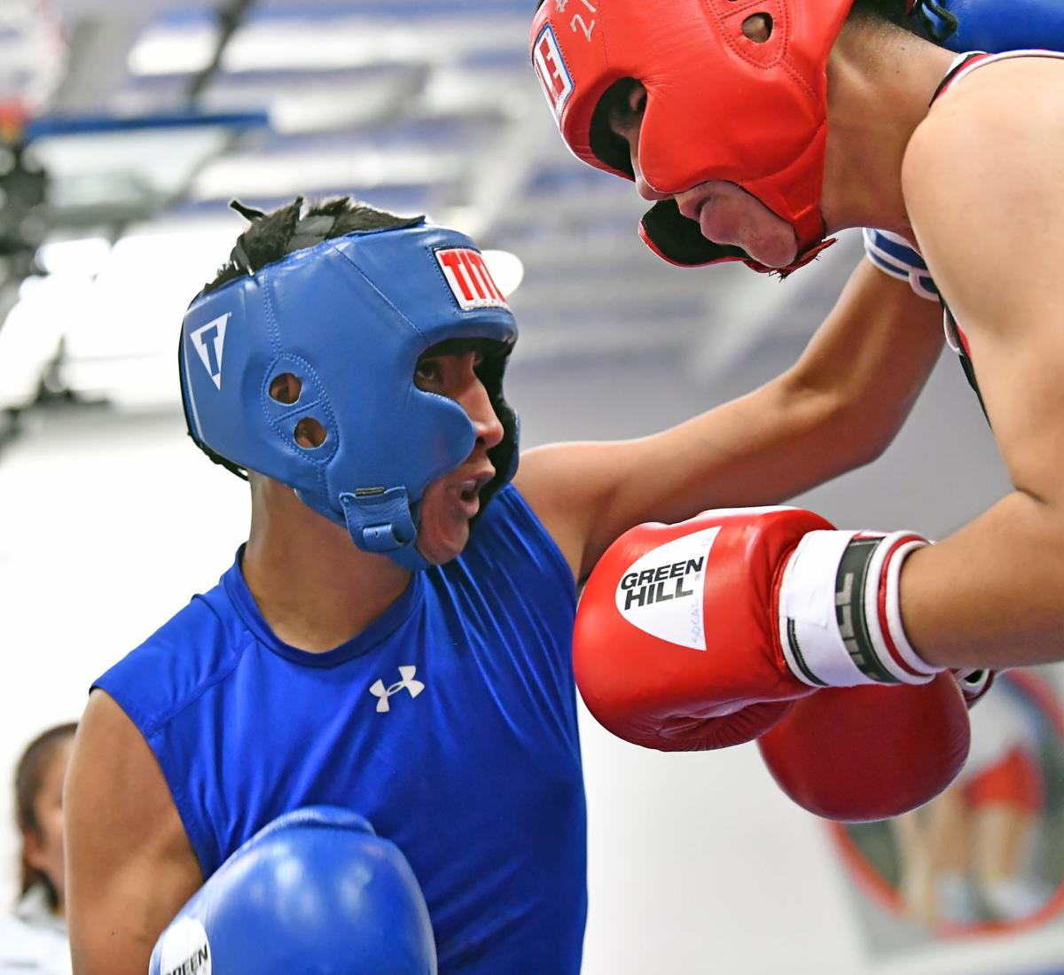 PHOTOS: Chino Youth Boxing Gobbler Gloves Sunday, Nov. 24