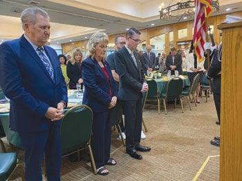 Mayors' Prayer Breakfast