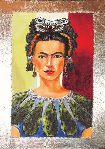 Frida Kahlo work