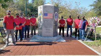 Veterans group of the Chino Hills 55+ Club
