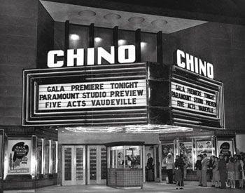 1947 Chino Theater