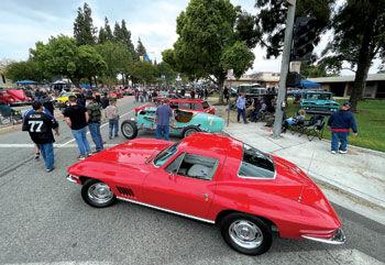 1960s Corvette Stingray
