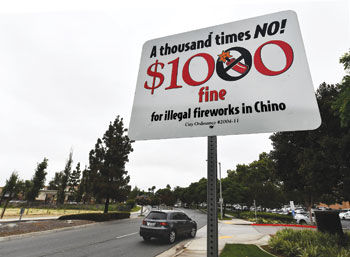 Fireworks fun in Chino Valley comes with rules | News