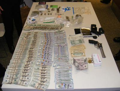 Chino Hills man arrested after firearms, narcotics found in home