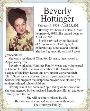 Beverly Hottinger