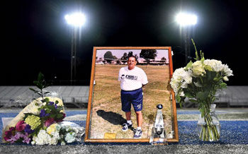 Blood drive to honor longtime Chino High equipment manager