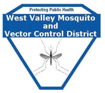 West Valley Mosquito and Vector Control logo