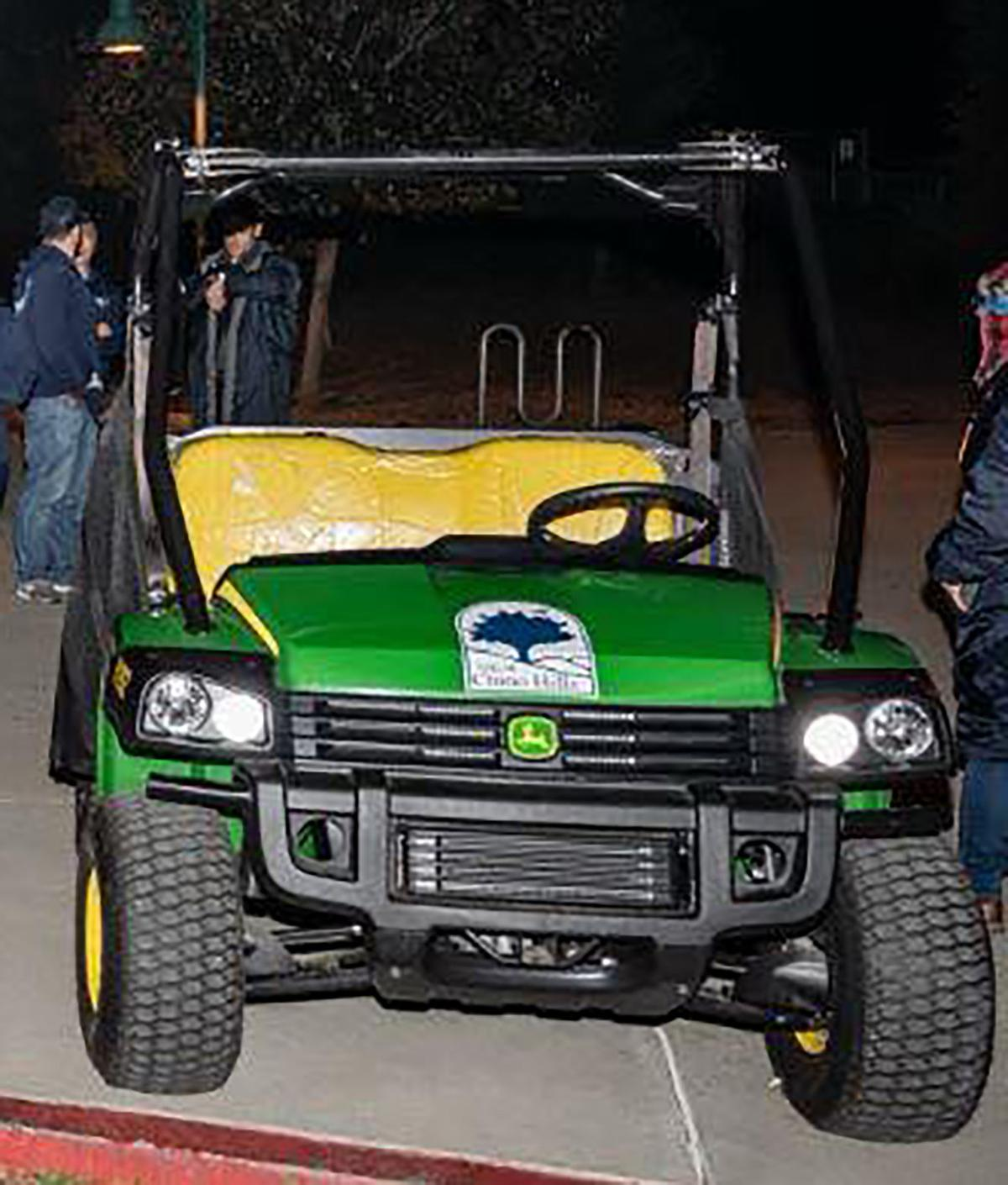 Suspect in Chino Hills Community Park burglary arrested Thursday in Brea; stolen items recovered